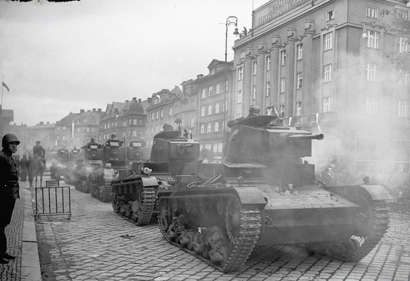 Czołgi 7 TP na Zaolziu, 1938 rok
