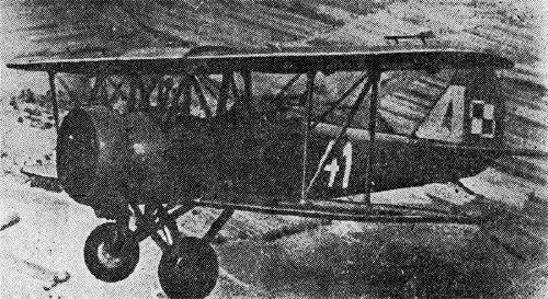 Seryjnie produkowany PWS-14