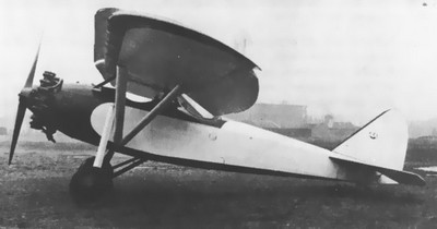Prototyp PZL Ł.2