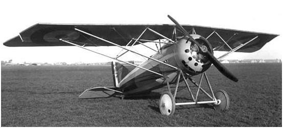 MS-30E1 w barwach francuskich.