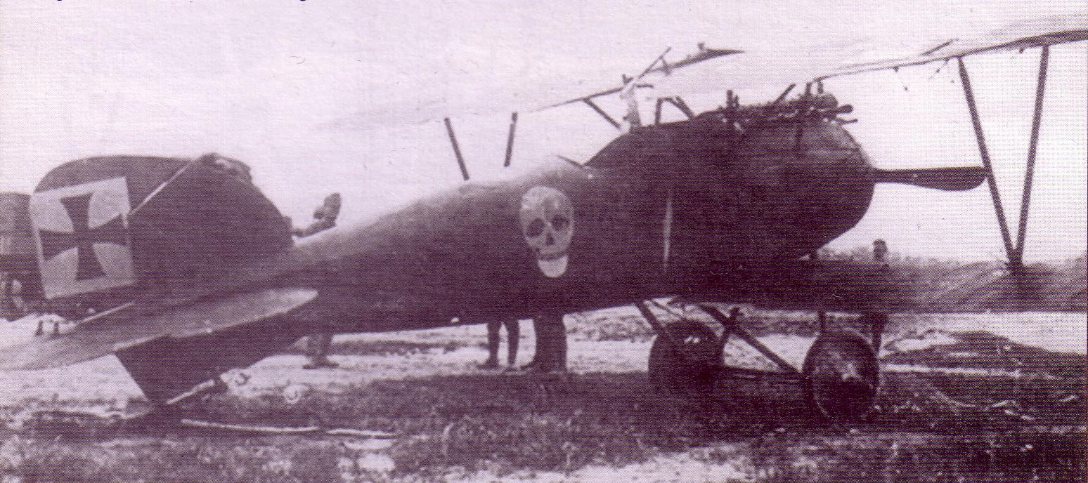 Oeffag D.III Godwina Brumowskiego