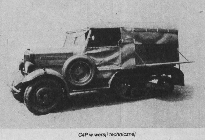 C4P w wersji technicznej