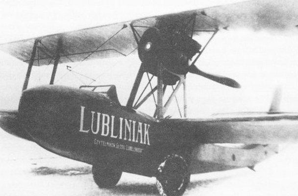 "Amfibia Schreck FBA-17HMT2 ""Lubliniak"""