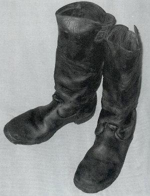 Buty kawaleryjskie wz.1931