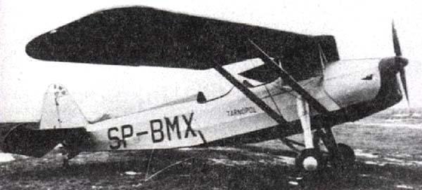 """Prototyp SP-BMX, """"Tarnopol"""""""