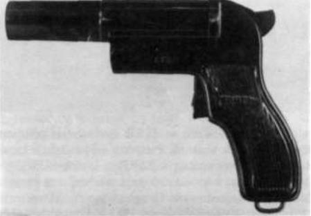 26 mm pistolet sygnałowy wz. 1944