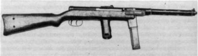 Pistolet maszynowy Mors wz. 1939