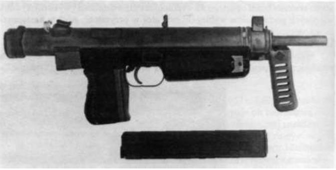 7.62 mm czeski pistolet maszynowy wz. 26